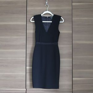 Marciano Elegant dress with padded shoulders